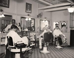 Barber Shop Old...
