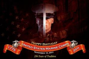 Marine Corps League 726 Birthday Ball!
