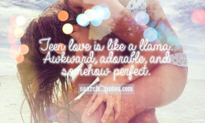 Teen Couple Quotes