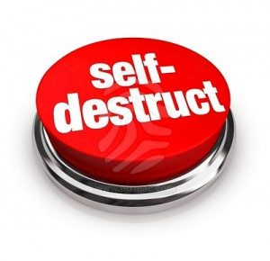 This blog post will self-destruct in 30 seconds (not really) - if you ...