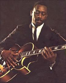 believe Wes's main guitar was a Gibson L-5, but I want to say he ...