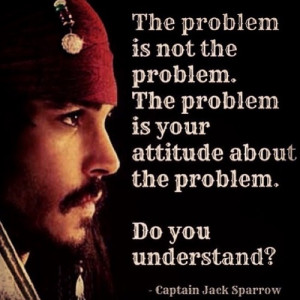 Pirates of the Caribbean Jack Sparrow quotes
