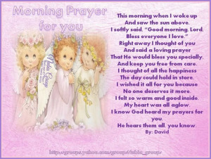 Good Morning Images With Prayers Quotes Nice card designed by our