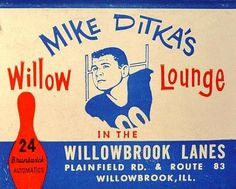 Mike Ditka's Willow Lounge More