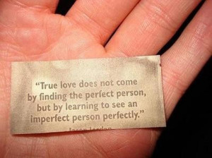 hand, imperfect, love, love quote, perfect, quote, text, true ...