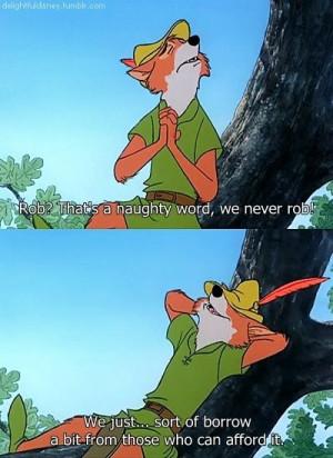 Robin Hood- movie quote