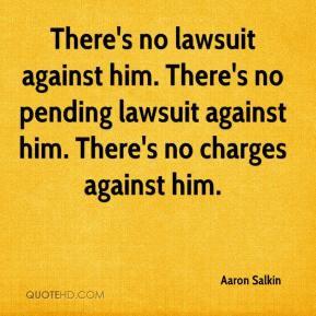 Lawsuit Quotes