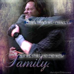Supernatural Quotes About Family