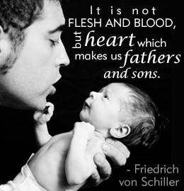 Birthday quote for son by Friedrich Von Schiller