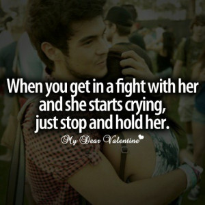 Quotes About Boyfriend And Girlfriend Fight