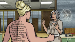 pam from archer quotes