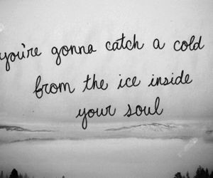 Soul cold as ice
