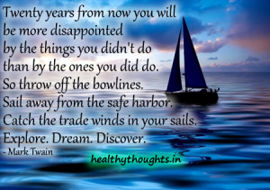 motivational quote-Mark Twain Quotes-thought for the day
