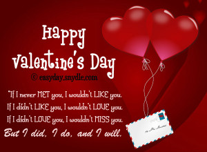 Valentine's Day Quotes for Husband