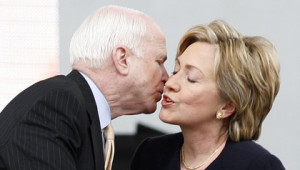 JOHN-HILLARY MCCAIN-CLINTON: FIENDSHIP OF 'SECRECY?!' CEASE-DESIST ...