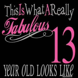 13th birthday messages displaying 19 gallery images for funny 13th ...