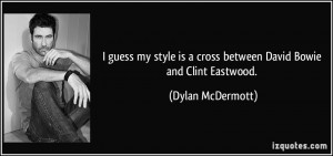 More Dylan McDermott Quotes