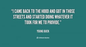 Quotes About Hood