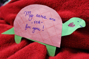 ... made. What other cute turtle valentine sayings can you think of
