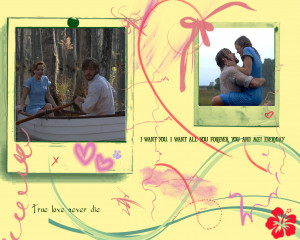 The Notebook The notebook wallpaper