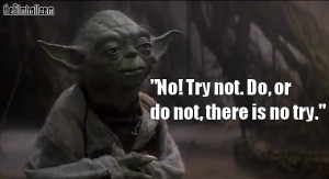 Another Memorable Star Wars Quote