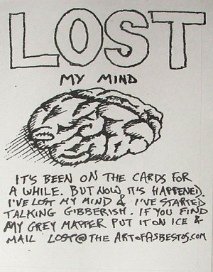 lost my mind quotes