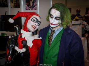 The Joker Harley Quinn Jiggeh