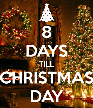 Days Till Christmas Day picture
