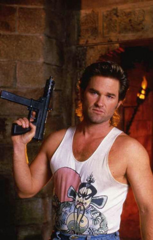 Kurt russell big trouble quotes quotesgram for Big trouble in little china jack burton shirt
