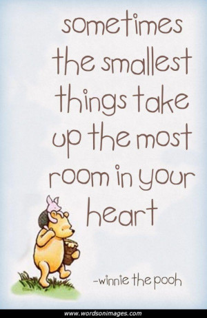 Winnie the Pooh Love Quotes and Sayings