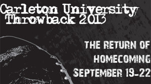 Carleton's fall homecoming will celebrate the past, present and ...