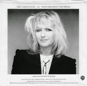 Christine McVie Quotes