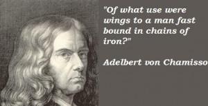 Adelbert von chamisso quotes 5