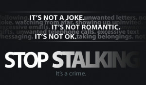 Welcome to the Stalking Resource Center