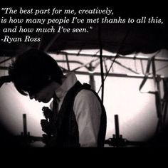 ryan ross | ryan ross # panic! at the disco # the young veins More
