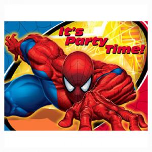 happy birthday spiderman images