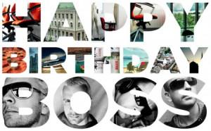 Happy Birthday Boss Man!!