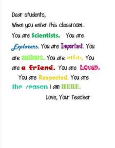 teacher quotes&& quotes that inspire the class room