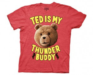 Thunder Buddy tees contain anti-thunder properties endowing you with ...