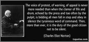 More Charles Eliot Norton Quotes