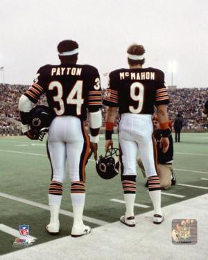 Jim McMahon & Walter Payton 1984; Pictures of Jim McMahon, Jim McMahon ...