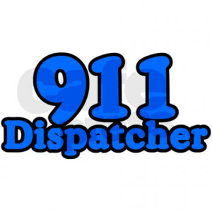 911_dispatcher_rectangle_sticker.jpg?color=White&height=460&width=460 ...