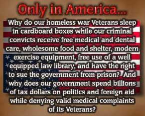 Homeless Veterans Statistics