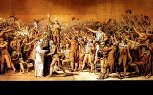 Tennis Court Oath French Revolution