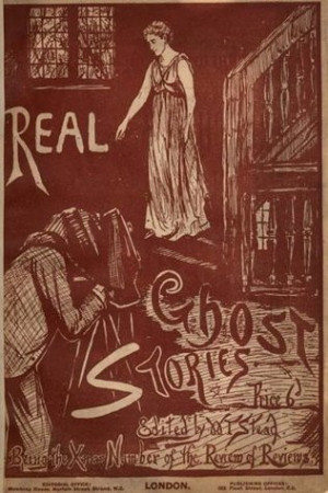 """Start by marking """"Real Ghost Stories"""" as Want to Read:"""