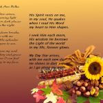 ... 2014 Comments Off on Free Short Christian Thanksgiving 2014 Poems
