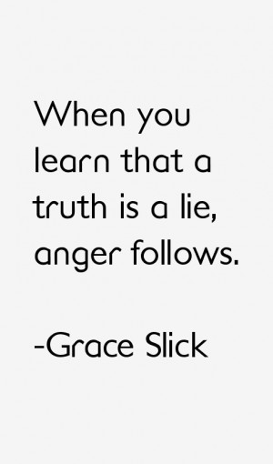 Grace Slick Quotes & Sayings