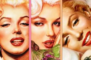 Marilyn Monroe, pin up art...