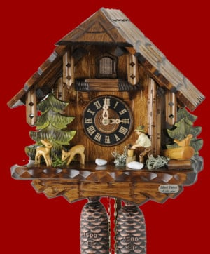 ... us a call today and we will have your Cuckoo clock coo cooing again