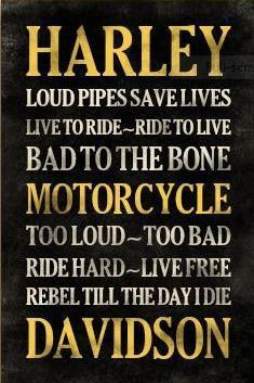 harley motorcycle poems - Google Search